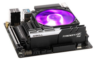 Cooler Master reveals MasterAir G200P low-profile cooler for SFF PCs