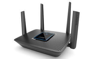 The new Linksys MR9000X is a gaming router that can also form mesh networks