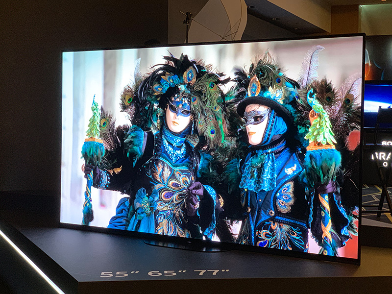 Sony Master Series A9G 4K OLED TV review: Premium performance for a price