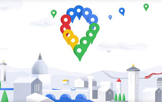 Google Maps is getting a UI refresh and a new icon