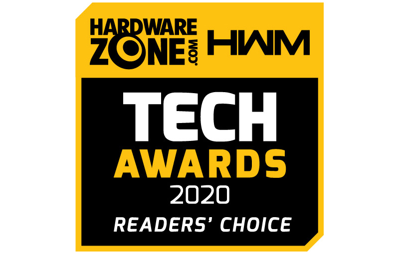 HWM+HardwareZone.com Tech Awards 2020: Readers' Choice Results