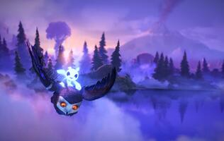 A Platformer's Paradise: Previewing Ori and the Will of the Wisps
