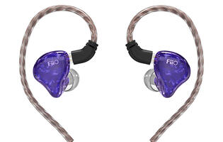 Fiio's new FH1s in-ear headphones feature larger drivers and a litz cable
