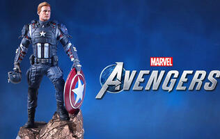The collector's edition for Marvel's Avengers has lots of Marvel-themed goodies