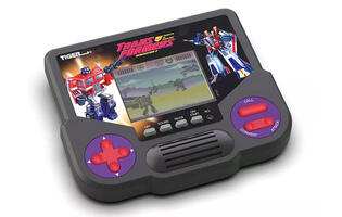 Hasbro is bringing back the 90s with these classic handheld LCD games