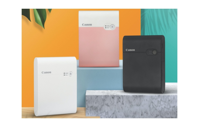 Go square with the new Canon Selphy Square QX10 printer *Updated*