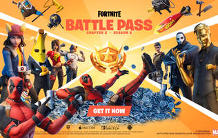 Fortnite's new season is all about spies, muscular cats and... Deadpool?