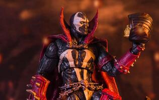 Is Spawn headed to Mortal Kombat 11?