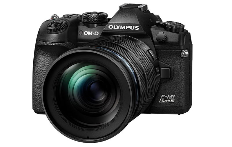 Olympus OM-D E-M1 Mark III review: Third time's a charm