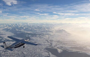 Microsoft Flight Simulator will feature every single airport in the world