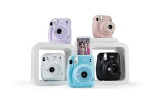 Fujifilm boosts the fun in the new Instax Mini 11