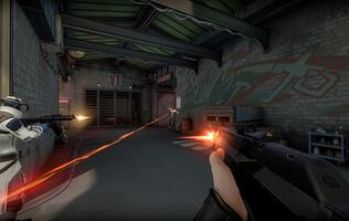 Riot Games' has unveiled their new first-person shooter, Valorant