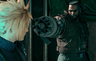 You can play the Final Fantasy 7 Remake demo right now