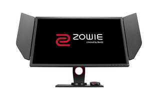 The BenQ Zowie XL2746S is an esports monitor with a 0.5ms response time