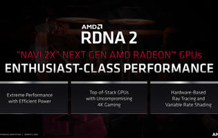 AMD reveals RDNA 2 to come this year with 50% improved perf-per-watt, teases RDNA 3 in the process