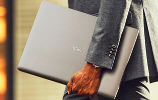 LG's updated gram notebooks are now available in Singapore
