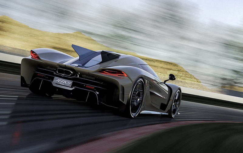 "Koenigsegg claims its new Jesko Absolut hypercar will go ""way, way over 500km/h"""
