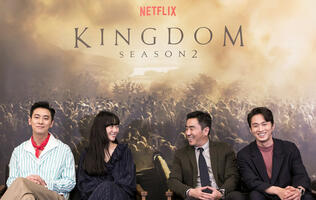 Outliving zombies with bibimbap: An interview with the cast of Netflix's Kingdom