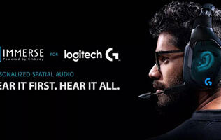 Take pictures of your ears to get better audio with Logitech G's new partnership