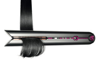 Dyson's new Corrale is a high-tech hair straightener with flexing plates