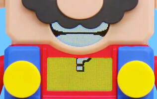 Nintendo and Lego are finally teaming up to make Lego Super Mario happen