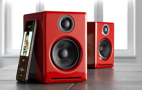 Audioengine A2+ speakers review: Small in size, big in sound