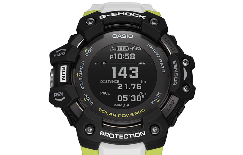 G-Shock's new GBD-H1000 watch is probably the toughest fitness tracker you can buy