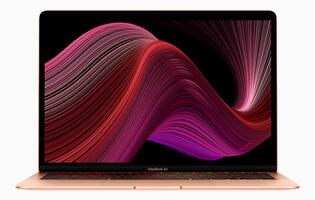 Apple updates the MacBook Air with new processors and Magic Keyboard