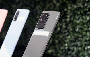 The global phone market saw its biggest fall in shipments in February 2020