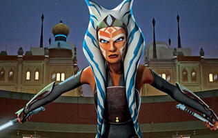 Rosario Dawson has been cast to play Ahsoka Tano in The Mandalorian Season 2
