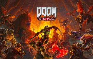Review: Doom Eternal is an outstanding shooter, maybe even the best of all time