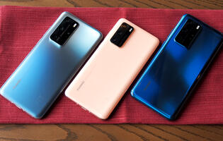 Huawei P40 and P40 Pro first looks: the milestone in Huawei's phone photography