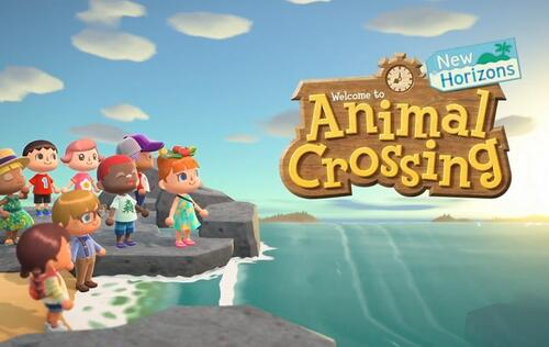 Image of article 'Animal Crossing: New Horizons has set a new Nintendo Switch sales record'