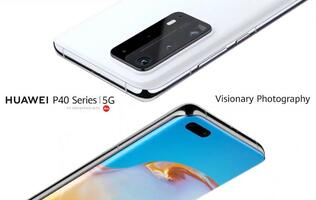 Huawei P40 and P40 Pro smartphones available from 4th April; pre-order now!