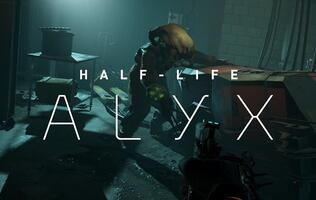 Here's why there's no crowbar in Half-Life: Alyx
