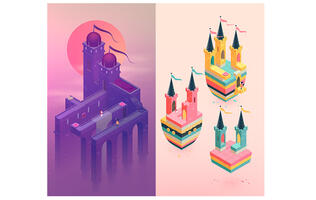 Monument Valley 2 is now free on the Google Play Store
