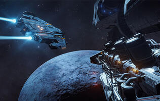 Elite: Dangerous is getting fleet carriers but they cost billions of credits