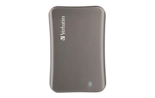 Verbatim's new VX560 portable external SSD will fit in the palm of your hands