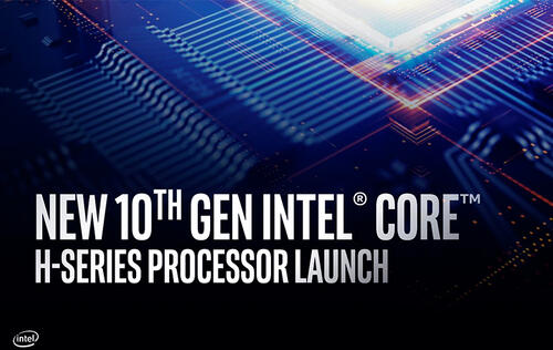 To 5GHz and beyond: Intel's new 10th gen H-series chips for high-end notebooks