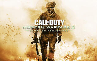Call of Duty: Modern Warfare 2 Remastered is a timed PlayStation 4 exclusive