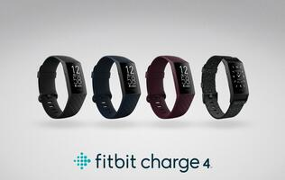 Fitbit Charge 4 comes with built-in GPS, Spotify control and Fitbit Pay (Updated)