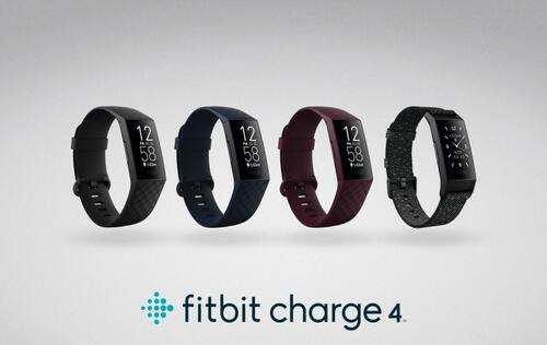 Fitbit Charge 4 comes with built-in GPS, Spotify control and Fitbit Pay