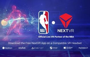 Apple reportedly interested in acquiring VR company NextVR