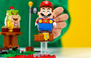 You can now pre-order the LEGO Super Mario starter kit