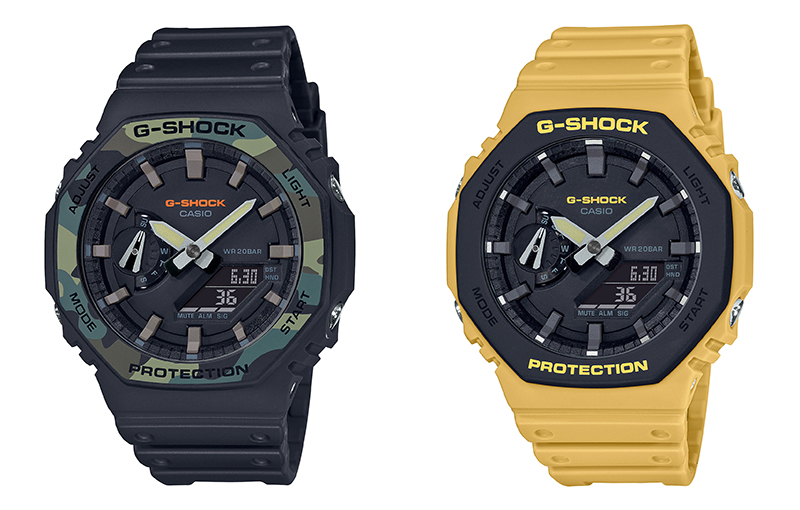 Inspired by colours of streetwear, G-Shock launches new Street Utility collection