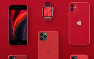 Apple to redirect (Product)Red proceeds to Covid-19 relief efforts