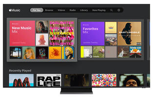 Apple Music is now available on Samsung TVs