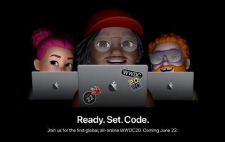 Apple to host its first-ever virtual WWDC on 22 June