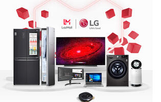 LG launches official Lazada online store in Singapore
