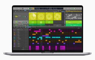 Apple updates Logic Pro X with Live Loops and beat-making tools